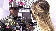 Jamie McMurray Earns Pole Position | Sonoma, 2013