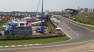 Crash Companico Zandvoort Masters 2013 FIA GT Series Audi R8