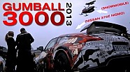 GUMBALL 3000, 2013: THE MOVIE - WITH THE NISSAN 370Z NISMO AND NISMO.TV