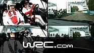 Onboard Latvala vs Loeb