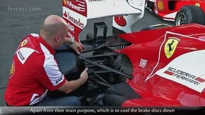 Discover the technology of Formula 1 - Part IV