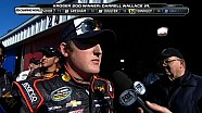 Ty Dillon on Kevin Harvick: 'I Used To Look Up To That Guy' - NASCAR Trucks Martinsville 2013