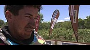 2014 Dakar Stage 6 - Team HRC