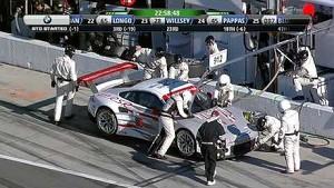 Rolex 24 At Daytona Race Broadcast - Part 1