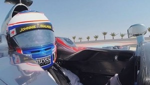 Jenson Button - 2014 F1 in focus