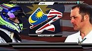 Felipe Massa and Valtteri Bottas team radio, Malaysia 2014
