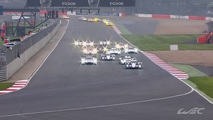 Review of the start of the 6 Hours of Silverstone