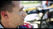 Mikhail Aleshin recaps day one at Barber Motorsports Park