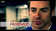 Simon Pagenaud tests at the Grand Prix of Indianapolis 4.30.14