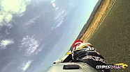 Onboard with Mika Kallio at Almeria