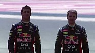 2014 Infiniti Formula One showreel