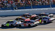 4/17/11 - Talladega - Johnson wins in four by four-wide finish