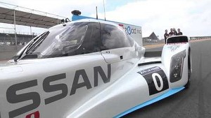 24 Hours of Le Mans 2014 - Test Day - Focus on Nissan ZEOD RC