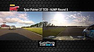 NJMP 2014 - Tyler Palmer On Board Highlights of Round 5 TCB