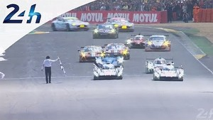 Le Mans 2014 - The Finish