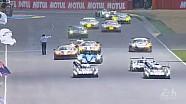 Le Mans 2014: the arrival