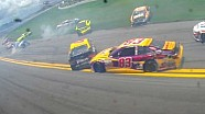 Best of Daytona in-car carnage