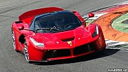 Ferrari LaFerrari XX private testing