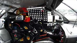 Dillon in-car: 'We get to kiss the bricks baby'