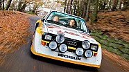 Andre Lotterer drives the Group B Audi S1 - Octane magazine