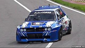 Hillclimb Cars at Trofeo Vallecamonica 2014