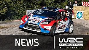 Stages 4-6: Rallye de France-Alsace 2014