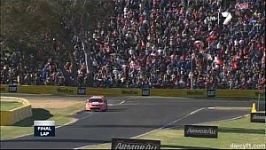 Epic last lap - 2012 Bathurst 1000