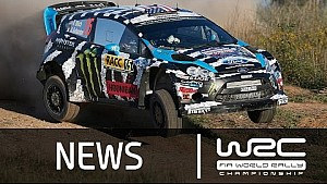 Stages 8-10: RallyRACC Rally de Espana 2014