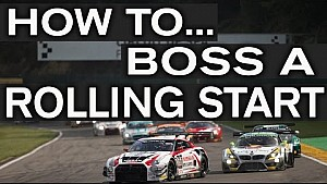 HOW TO BOSS A ROLLING START