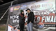 World of Outlaws STP Sprint Car Series 2014 World Finals Qualifying Night