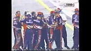 All Of Dale Jarrett's Wins In Nascar Sprint Cup Series