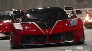 Ferrari FXX K Unveil in Abu Dhabi