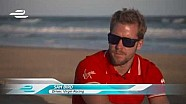 Punta del Este ePrix Sam Bird interview