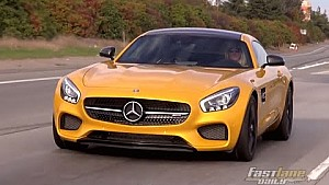 2016 Mercedes-AMG GT S Review - Fast Lane Daily