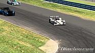 JCDM Motorsports 24 Hours of Daytona Crash - 1