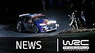 Rallye Monte Carlo 2015: Shakedown
