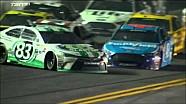 2015 NASCAR Duel 1 - Sauter / Allmendinger crash