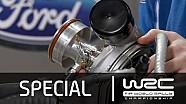 WRC Rally Guanajuato México 2015: Especial de tecnología/ Turbo