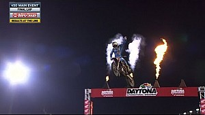 450SX Daytona Main Event highlights