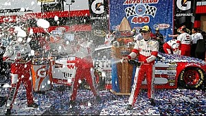 Keselowski finds his way to Victory Lane