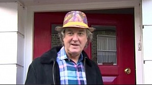 Top Gear's James May reacts to Clarkson's sacking