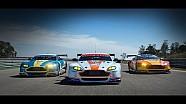 Aston Martin Racing - FIA Campeonato Mundial de Resistencia 2015 Previa