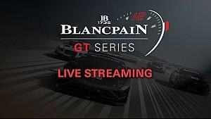 Серия Blancpain Sprint, 1 этап, Ногаро - квалификационная гонка
