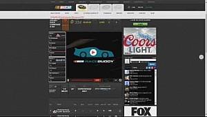 David Hoots orders cameraman's hard card pulled before NASCAR Texas race