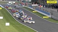 BTCC - Résumé des courses de Donington Park
