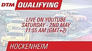 Qualifying (Race 1) - Live Stream (English) - DTM Hockenheim 2015