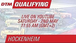 Qualifying (Race 1) - Live Stream (English) - DTM Hockenheim 2015