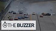 Un accidente tempranero en Talladega - NASCAR Sprint Cup 2015