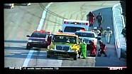 NASCAR: rissa sfiorata tra Jeff Gordon e Jeff Burton