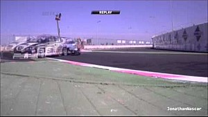 Tom Boardman Hard Crash Marrakech WTCC 2013 Warm Up